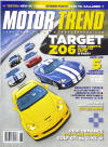 <b>MOTOR TREND Names the 2006 Hennessey Venom 1000 Twin Turbo 