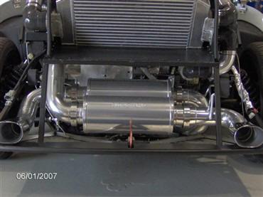 Custom Exhaust Bay Area, Mandrel Bent Exhaust, Stainless